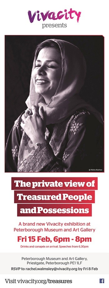 The Private View of Treasured People and Possessions